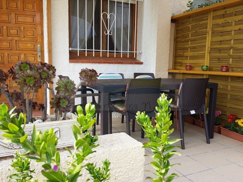 Chalet Marisol. Rent of houses and villas in Riumar, Deltebre, the Ebro Delta - 9