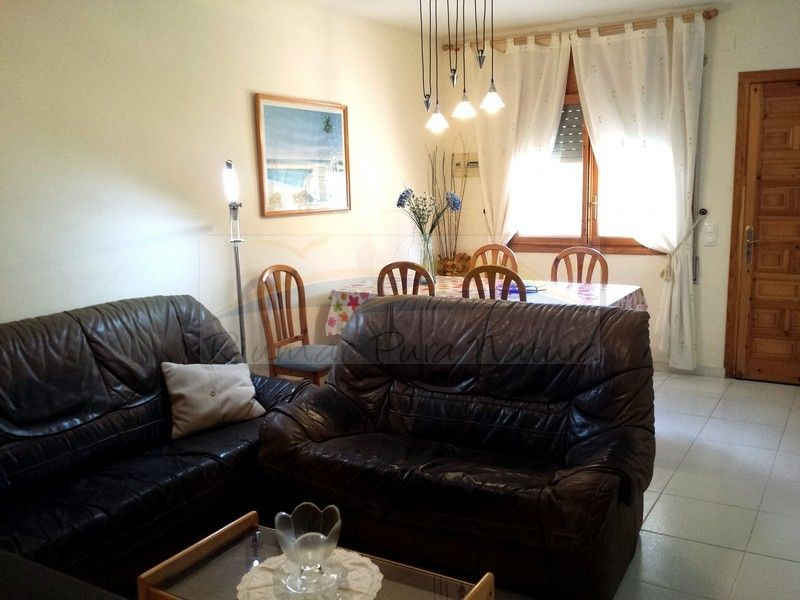 Chalet Marisol. Rent of houses and villas in Riumar, Deltebre, the Ebro Delta - 1