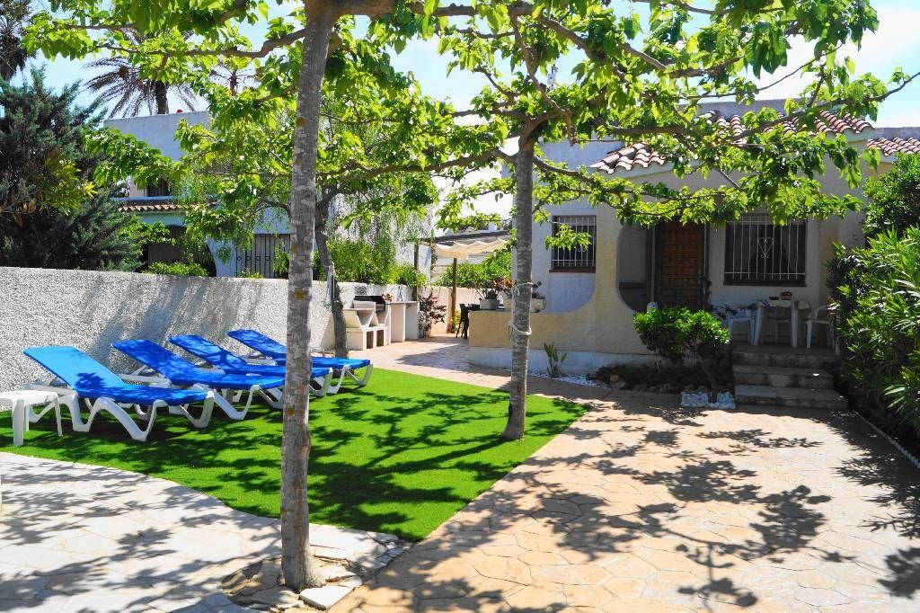 Chalet Marisol. Alquiler de casas y chalets en Riumar, Deltebre, delta del Ebro - 0