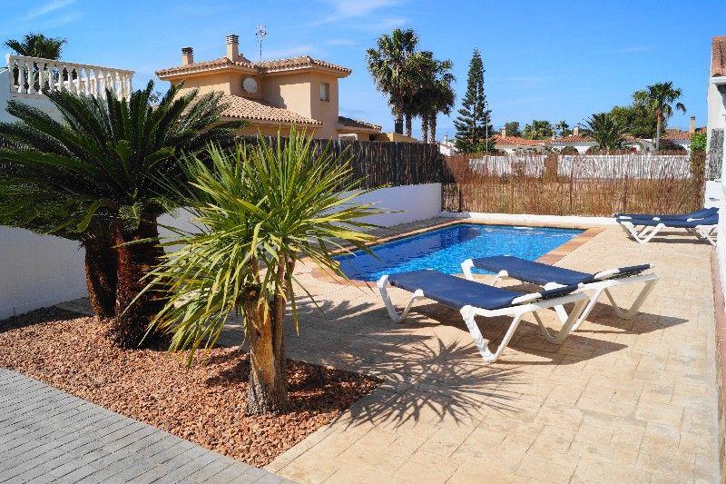 Chalet La Tancada. Alquiler de casas y chalets en Riumar, Deltebre, delta del Ebro - 2