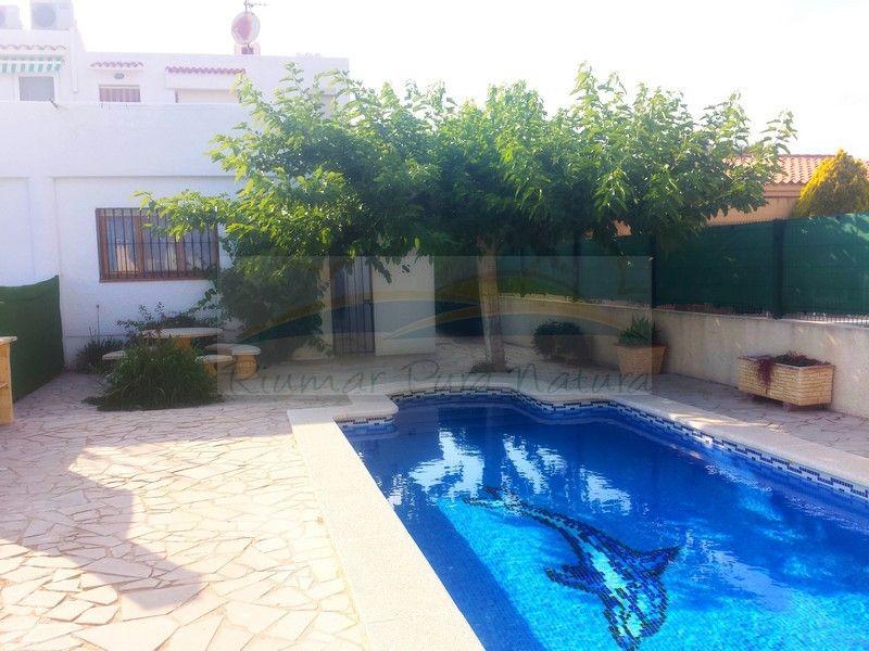 Chalet Migjorn. Rent of houses and villas in Riumar, Deltebre, the Ebro Delta - 13