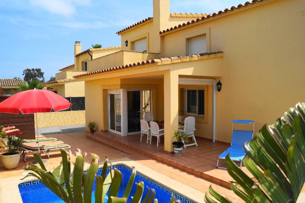Villa Illa de Mar. Rent of houses and villas in Riumar, Deltebre, the Ebro Delta - 16