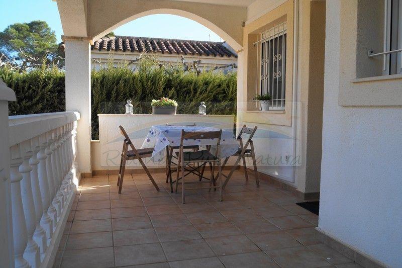 Villa L'Alfacada. Rent of houses and villas in Riumar, Deltebre, the Ebro Delta - 12
