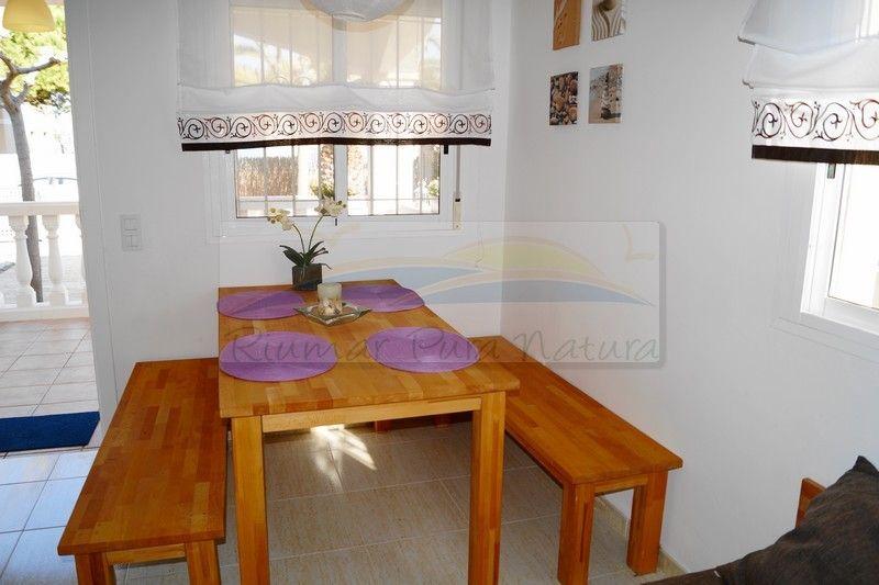 Villa L'Alfacada. Rent of houses and villas in Riumar, Deltebre, the Ebro Delta - 4