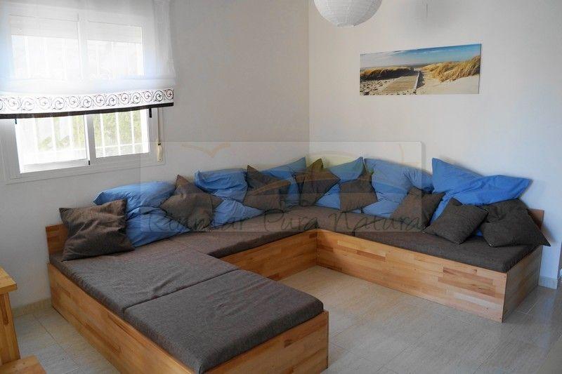 Villa L'Alfacada. Rent of houses and villas in Riumar, Deltebre, the Ebro Delta - 1