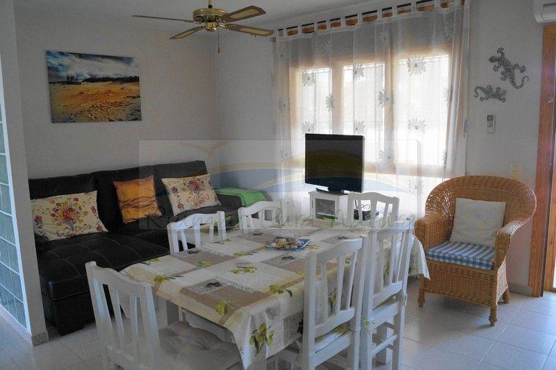 Chalet Corazon. Vermietung von Chalets, Häusern, Wohnungen und Appartments in Riumar, Deltebre, Ebrodelta - 1
