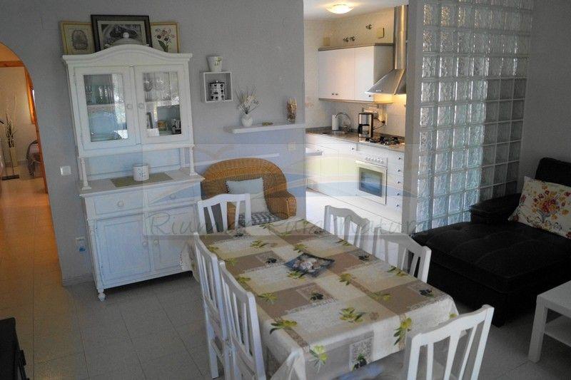 Chalet Corazon. Vermietung von Chalets, Häusern, Wohnungen und Appartments in Riumar, Deltebre, Ebrodelta - 3