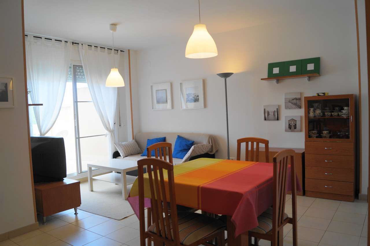 Appartement La Marquesa. Vermietung von Appartments in Riumar, Deltebre, Ebrodelta - 9