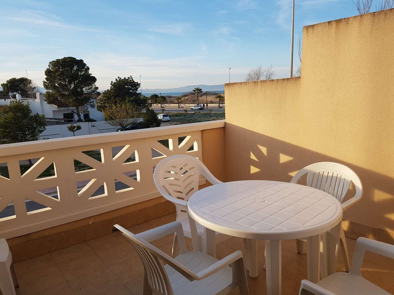 Appartement La Marquesa. Vermietung von Appartments in Riumar, Deltebre, Ebrodelta - 4
