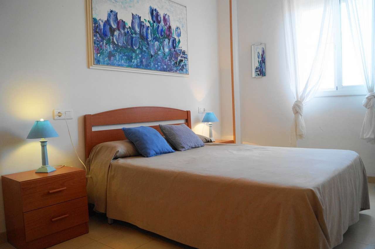 Appartement La Marquesa. Vermietung von Appartments in Riumar, Deltebre, Ebrodelta - 5