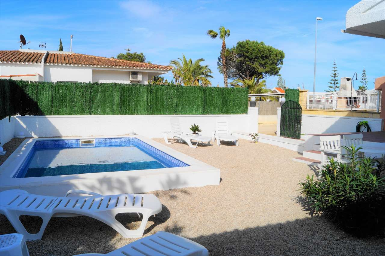 Chalet Annika. Alquiler de casas y chalets en Riumar, Deltebre, delta del Ebro - 10