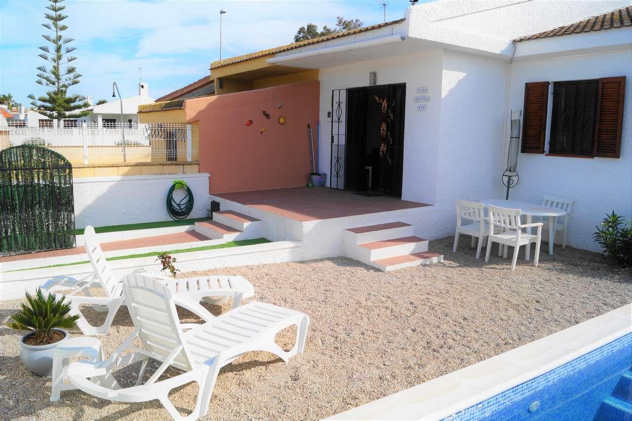 Chalet Annika. Vermietung von Chalets, Häusern, Wohnungen und Appartments in Riumar, Deltebre, Ebrodelta - 11