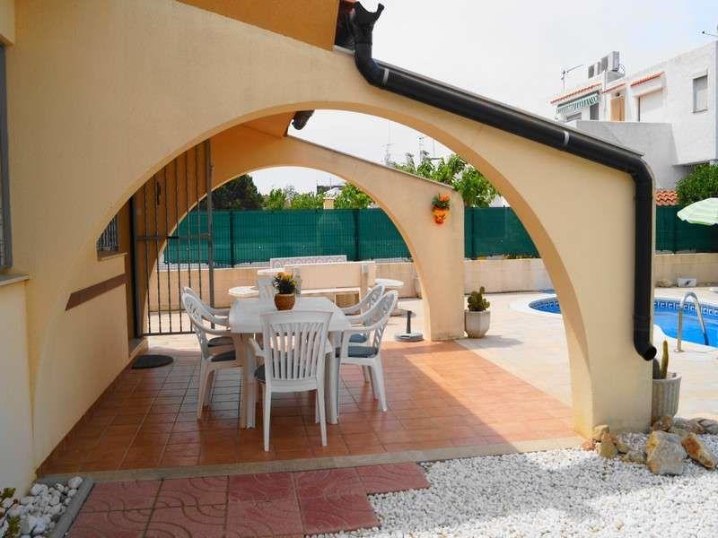 Chalet Simon. Alquiler de casas y chalets en Riumar, Deltebre, delta del Ebro - 13