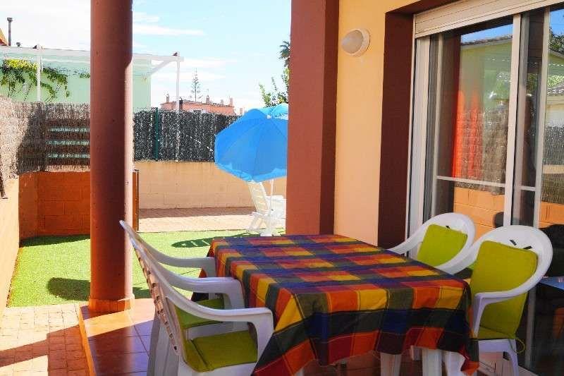 Chalet La Faroleta. Alquiler de casas y chalets en Riumar, Deltebre, delta del Ebro - 11