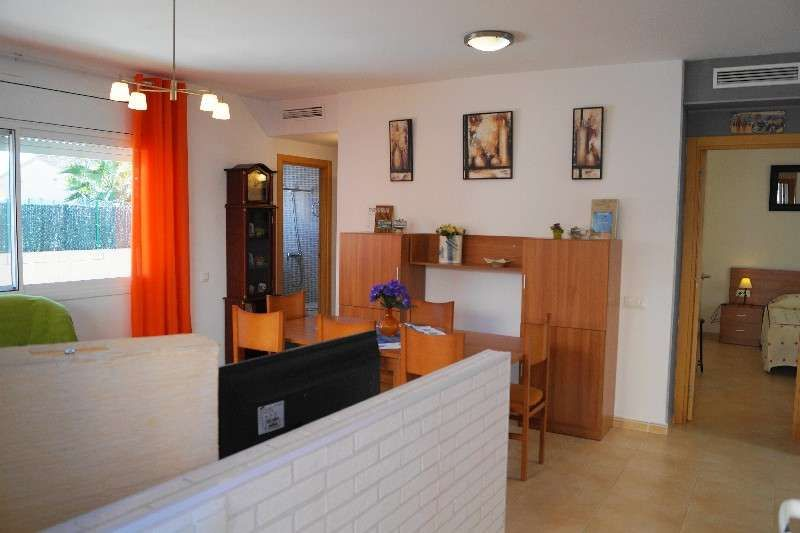 Chalet La Faroleta. Rent of houses and villas in Riumar, Deltebre, the Ebro Delta - 2