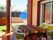 Chalet La Faroleta. Rent of houses and villas in Riumar, Deltebre, the Ebro Delta - 11